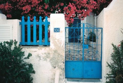 Santorini Home Front